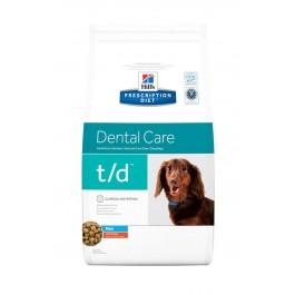 Hill's Prescription Diet Canine T/D MINI 3 kg - La Compagnie Des Animaux