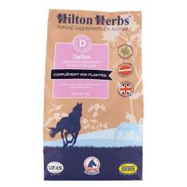 Hilton Herbs Detox Hépatique et Rénal Cheval 1 kg - La Compagnie Des Animaux