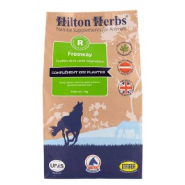 Hilton Herbs Freeway Respiratoire Cheval 1 kg - La Compagnie Des Animaux