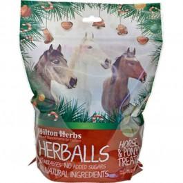 Hilton Herbs Herballs Friandises Naturelles Cheval *Edition Limitée* 400 g - La Compagnie Des Animaux