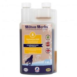 Hilton Herbs Equimmune Gold pour cheval 1 L - La Compagnie Des Animaux