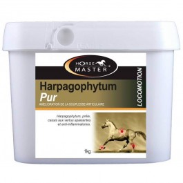 Horse Master Harpagophytum souplesse articulaire cheval 1 kg - La Compagnie Des Animaux