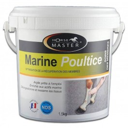 Horse Master Marine Poultice argile cheval 3 kg - La Compagnie Des Animaux