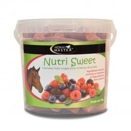 Horse Master Nutri Sweet Friandise Fruits rouges 1 kg - La Compagnie Des Animaux
