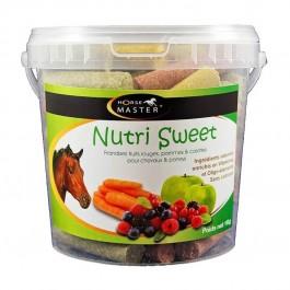 Horse Master Nutri Sweet Friandise 3 saveurs 20 kg - La Compagnie Des Animaux