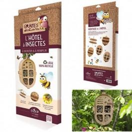Gasco Abri Hôtel pour insectes - La Compagnie Des Animaux