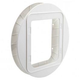 Adaptateur de montage SureFlap 38 cm blanc - La Compagnie Des Animaux