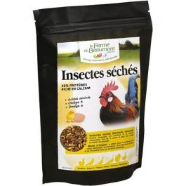 Insectes séchés 250 gr - La Compagnie Des Animaux