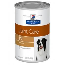 Hill's Prescription Diet Canine J/D 12 x 370 grs - La Compagnie Des Animaux