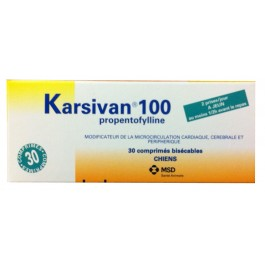Karsivan 100 60 cps - La Compagnie Des Animaux