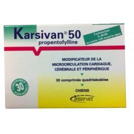 Karsivan 50 30 cps - La Compagnie Des Animaux
