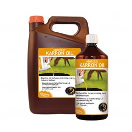 Kentucky Karron Oil pour le transit Intestinal Cheval 1 L - La Compagnie Des Animaux
