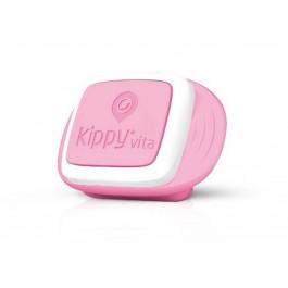 KIPPY VITA GPS et moniteur d'activité Rose/Blanc - La Compagnie Des Animaux