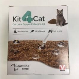 Litière Sable Kit4Cat pour Prélèvement d'urine pour Chat - La Compagnie Des Animaux