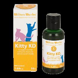 Hilton Herbs Kitty KD Reins Foie Chat 50 ml  - La Compagnie Des Animaux