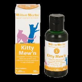 Hilton Herbs Kitty Mew'n Chat 50 ml - La Compagnie Des Animaux