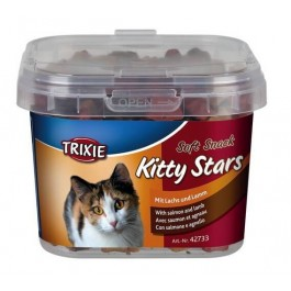 Soft Snack Kitty Stars 140 grs - La Compagnie Des Animaux