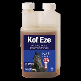 Naf Kof-Eze 500 ml - La Compagnie Des Animaux