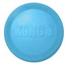 Kong Puppy Flyer Bleu - La Compagnie Des Animaux