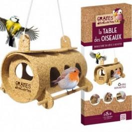 Gasco Mangeoire La Table des Petits Oiseaux - La Compagnie Des Animaux