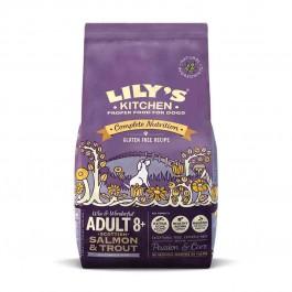Lily's Kitchen Saumon et Truite Sans Gluten Chien Senior 7 kg - La Compagnie Des Animaux
