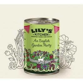Lily's Kitchen Garden Party pour Chien 6 x 400 g - La Compagnie Des Animaux
