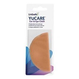 Lintbells Yucare Serviette nettoyante micro-fibres Yeux et Oreilles - La Compagnie Des Animaux