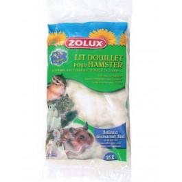 Zolux Lit Douillet blanc pour hamster  - La Compagnie Des Animaux