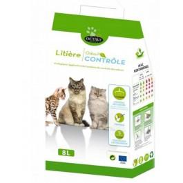 Naturlys litière ecologique Odeur Contrôle 8 L - La Compagnie Des Animaux