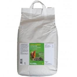 Litière végétale granulés 7 kg - La Compagnie Des Animaux