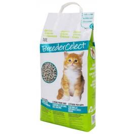 Breeder Celect litière papier pour chat 10 L - La Compagnie Des Animaux