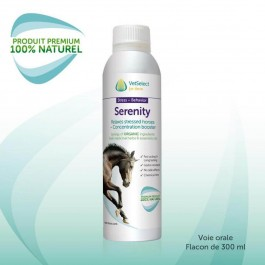 Serenity pour cheval 300 ml - La Compagnie Des Animaux