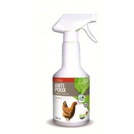 Naturlys lotion anti poux volaille 500 ml + 200 ml offerts - La Compagnie Des Animaux