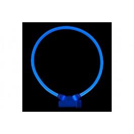 RedDingo lumitube collier de sécurité bleu pour chien S-M - La Compagnie Des Animaux