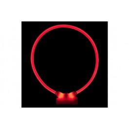 RedDingo lumitube collier de sécurité rouge pour chien S-L - La Compagnie Des Animaux