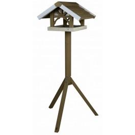 Trixie Natura Mangeoire oiseau avec pied - La Compagnie Des Animaux
