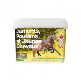 Naf Juments, poulains et jeunes chevaux 1,8 kg - La Compagnie Des Animaux