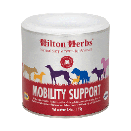 Hilton Herbs Mobility Support Articulations Chien 125 g - La Compagnie Des Animaux