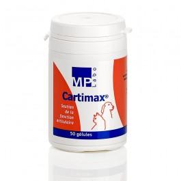 Cartimax 50 gélules - La Compagnie Des Animaux