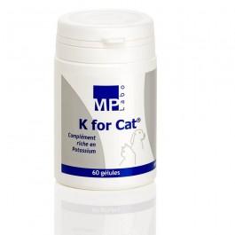 K for Cat 60 gélules - La Compagnie Des Animaux