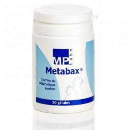 Metabax 50 gelules - La Compagnie Des Animaux