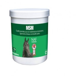 Naf MSM 2,5 kg - La Compagnie Des Animaux