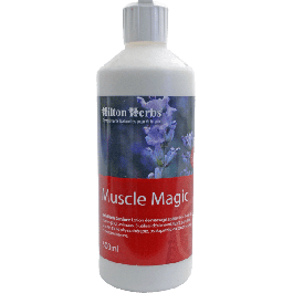 Hilton Herbs Muscle Magic Muscles Cheval 250 ml - La Compagnie Des Animaux