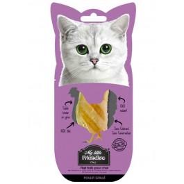 My little Friandise Filet de Poulet Grillé pour chat 30 g - La Compagnie Des Animaux