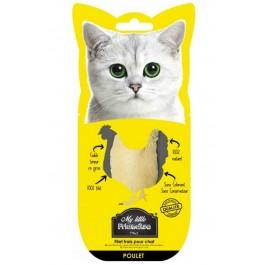 My little Friandise Filet de Poulet pour chat 30 g - La Compagnie Des Animaux