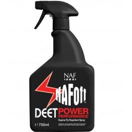 Naf DEET POWER Spray 750 ml - La Compagnie Des Animaux