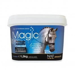 Naf Magic 5 star 1,5 kg - La Compagnie Des Animaux