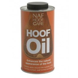 Naf Hoof Care huile pour sabots 500 ml - La Compagnie Des Animaux