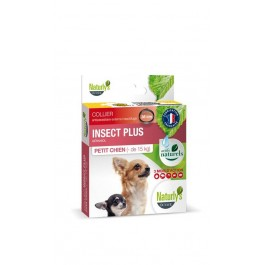 Naturlys Collier insect plus petit chien - de 15 kg - La Compagnie Des Animaux