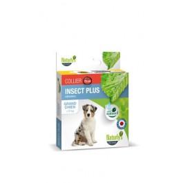 Naturlys Collier insect plus grand chien - La Compagnie Des Animaux